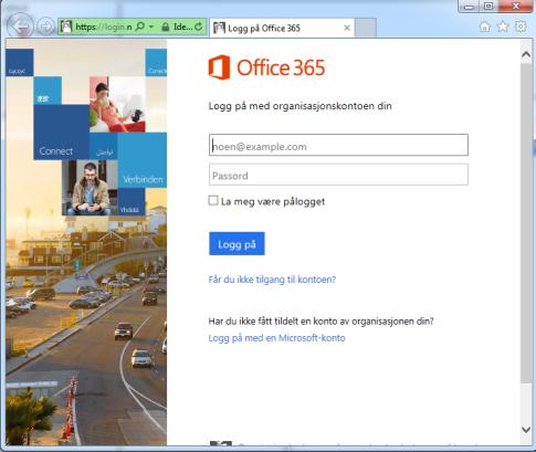 MicrosoftOnlineLogin